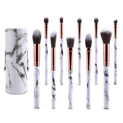 Portable Makeup Brush Beauty Tools 10pcs