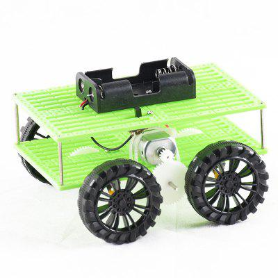 PXWG 1TJ00089 DIY Four-wheel Drive Off-road Vehicle Set