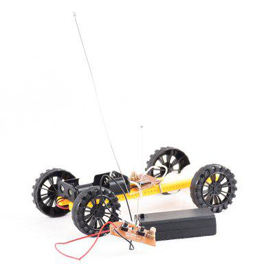 PXWG KB000029 DIY Two-way Remote Control Car