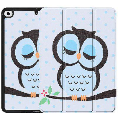 TPU Painted Tablet Case Cover voor iPad Mini 5 2019