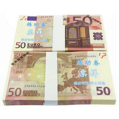 50 Euro Substitutionary Currency 50pcs