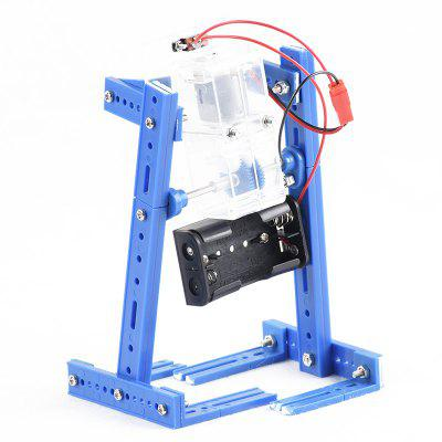 PXWG 1TJ00027 - 1 DIY ABS Biped Robot Toy