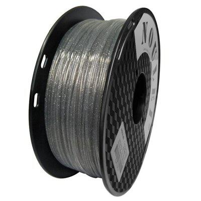 Noulei 3D Printer PLA Filament 1.75mm 1kg Crystal Texture