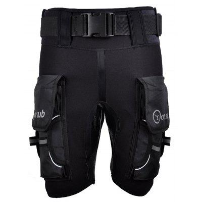 YONSUB YQ07 Men Adjustable Wear-resistant Comfortable Diving Shorts