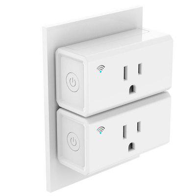 Y001 WiFi Smart US Socket