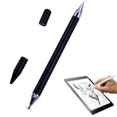 2 in 1 Phone Touch Capacitive Stylus Normal Pen
