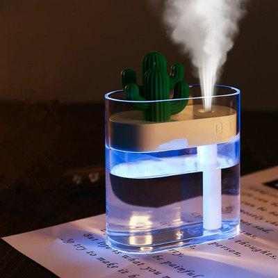JRS - 319 Cactus Light USB humidificador purificador 160ml