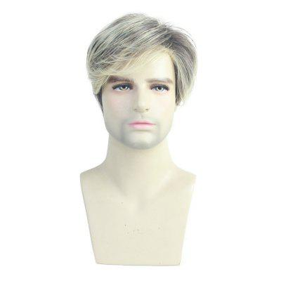 MAGICGIRL 1943 - SS127 Men Deviation Oblique Bangs Wig