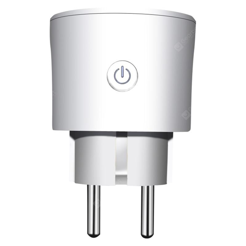 Smart WiFi EU Plug APP Remote Control Socket