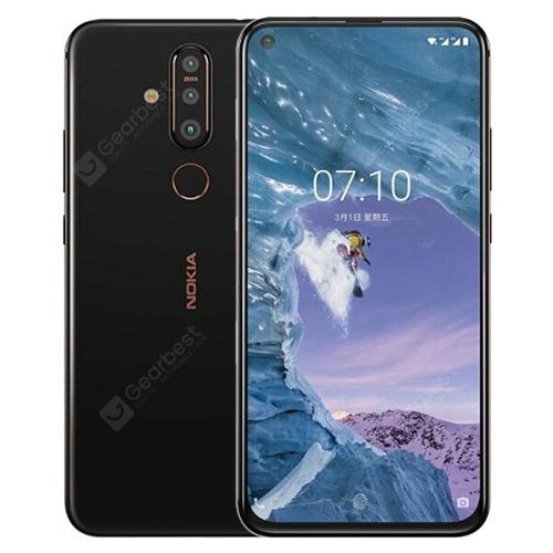 NOKIA X71 4G Phablet International Version
