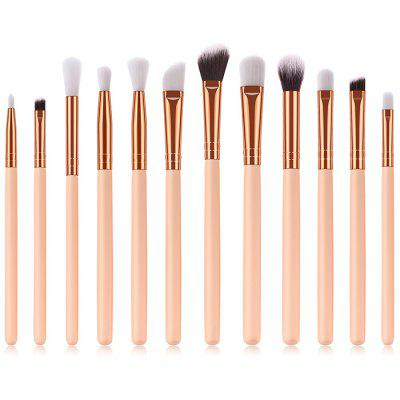 ZAFUL Eyes Makeup Brushes 12pcs