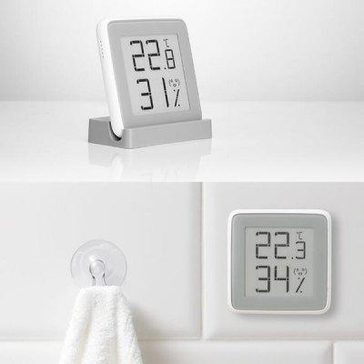 Digital Thermometer with E-ink Screen High-precision Swiss Sensor