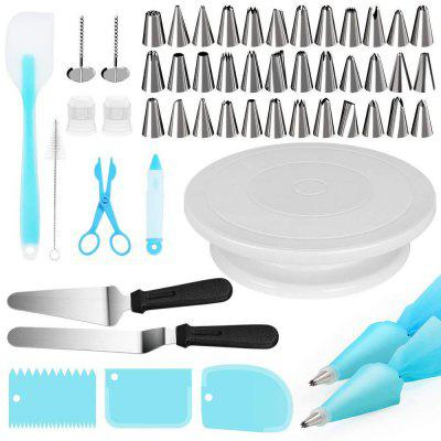 Kitchen Cake Tool 52pcs