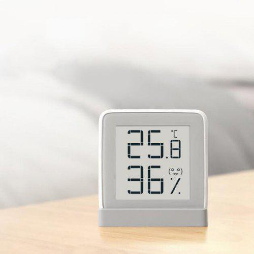 Second Seconds Thermometer And Hygrometer From Xiaomi Youpin - White