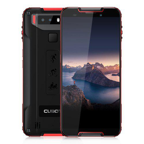 Cubot Quest 5.5 pollici 4G Smartphone Sportivo Robusto