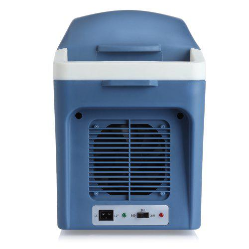 Gocomma CW - 7L Thermoelectric Cooler Portable Refrigerator