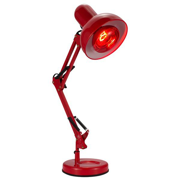 XEM 220V Portable Home Infrared Therapy Light - Red