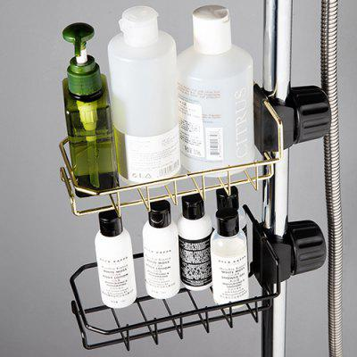 Fixed Kitchen Household Faucet Storage Rack
