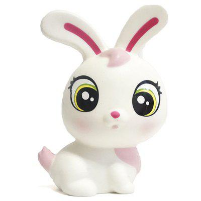 PA118 Cute Rabbit Slow Rebound Squishy Decompression Toy