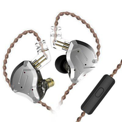 KZ ZS10 Pro Driver in-Ear HiFi Metal Earphone