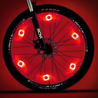 BRELONG TN017 LED Bike Spoke Wheel Light Cycling Bicycle Decoration