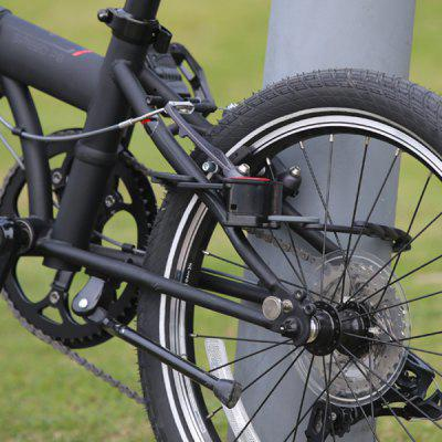 DAHON Anti-theft Lengthened Foldable Bicycle Chain Lock