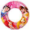 Disney D702010 Cartoon PVC Inflatable Swimming Ring - RED