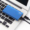 EAGET M10 Mobile Solid State Drive SSD Type-C3.1 Gen2 - DODGER BLUE