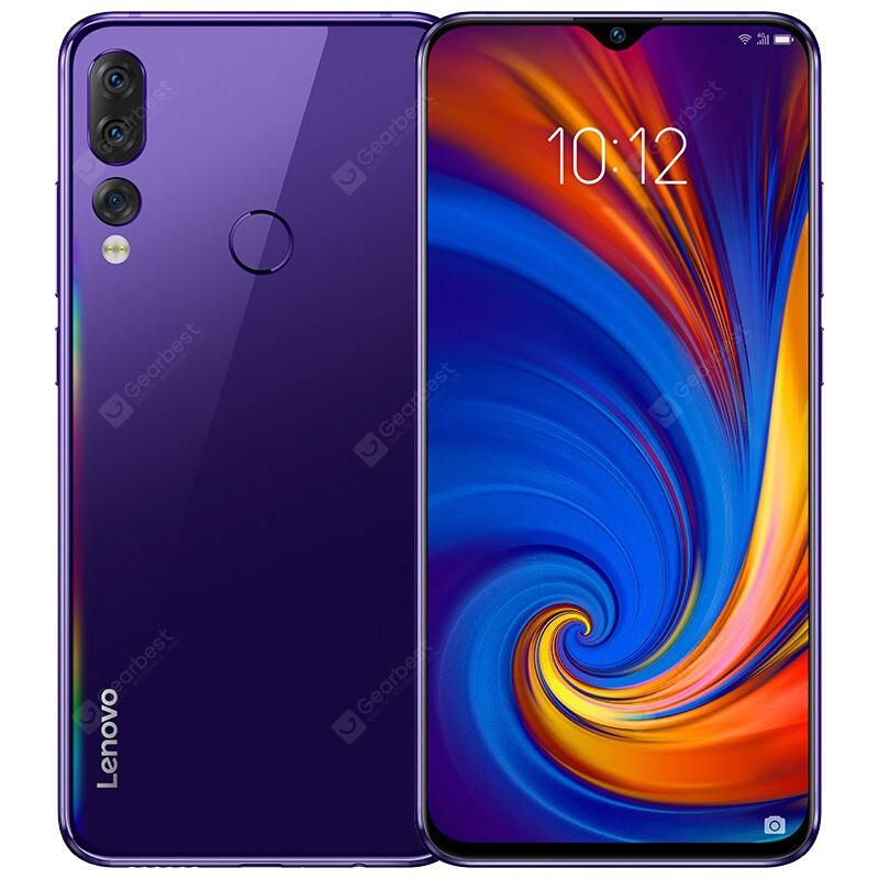 Lenovo Z5s Blue Cell phones Sale, Price & Reviews | Gearbest