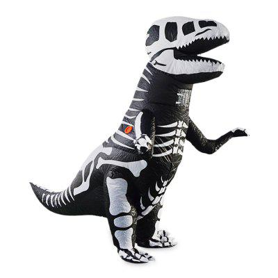 Funny Tyrannosaurus Inflatable Clothing Toy
