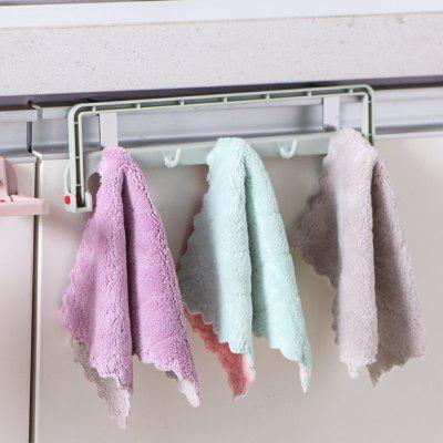 Door Hanging Storage Folding Hook Hanger
