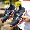 Men's Summer Breathable Hiking Shoes - DEEP BLUE