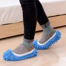 Gearbest Elastic Detachable Cleaning Non-slip Shoe Cover 3 Pairs