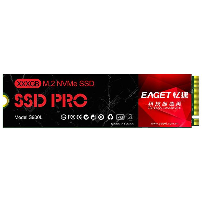EAGET S900L Solid State Drive SSD PCIE M.2 NVME