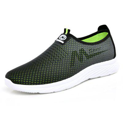 Hommes Casual Mesh Chaussures Léger Anti-usure