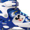 Disney DC41037 Roller Skates for 3 - 12 Years Old Kids - BLUE