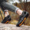 Men's Summer Mesh Hiking Shoes Breathable - BLACK