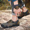 Men's Summer Mesh Hiking Shoes Breathable - ARMY GREEN