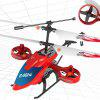 JJRC JX02 RC helikopter - PIROS