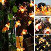 BRELONG TA - 022 LED Solar Outdoor String Light - BEE YELLOW