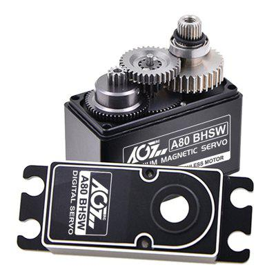 AGF A80 BHSW Standard Digital Servo for RC Boat Crawler