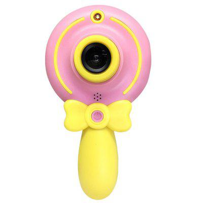 Kinderen Selfie dubbele lens Smart Cartoon Camera