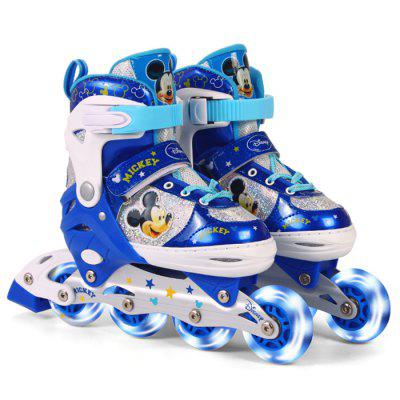 Disney 41038 PU Perfusion Roller Roller Skates