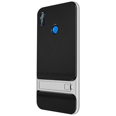 Naxtop 2 em 1 TPU Hard PC Phone Case