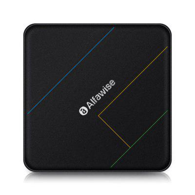 Alfawise A9X S905X2 4 + 32G Smart Home Theatre TV Box