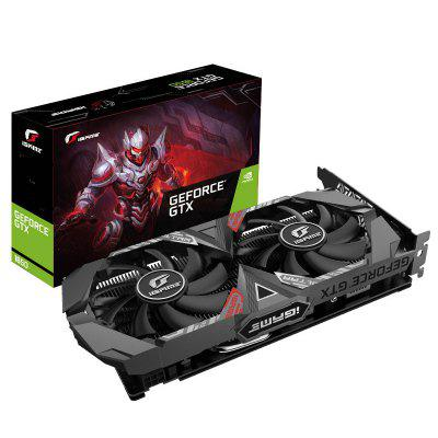 Colorful iGame GeForce GTX 1650 Carte Graphique Ultra 4G Nvidia
