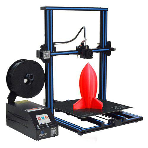 Geeetech A30 Aluminum Profile Desktop 3D Printer 2019 New Version