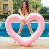 Large Inflatable Swimming Floating Drain Toy - PINK