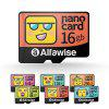 Alfawise High Speed ​​High Capacity Waterproof Micro SD Card - MULTI