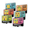 Alfawise Cartoon Face High Speed 64GB Memory Micro SD TF Card - MULTI